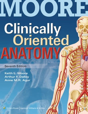 Booko: Comparing prices for Moore Clinically Oriented Anatomy & BRS ...
