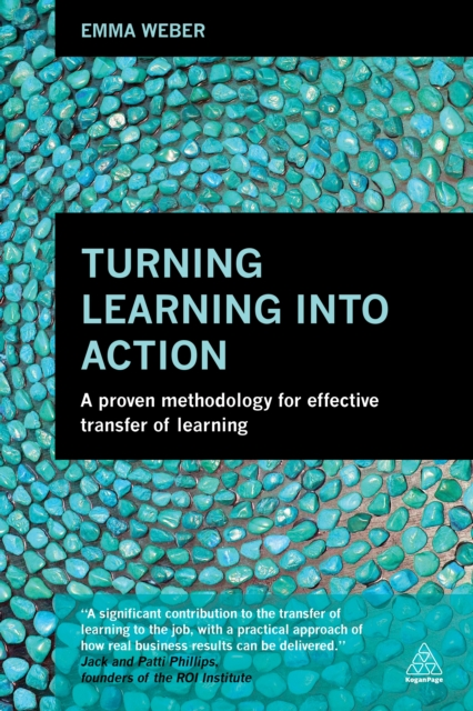 Turning Learning into Action by Emma Weber, ISBN: 9780749472221