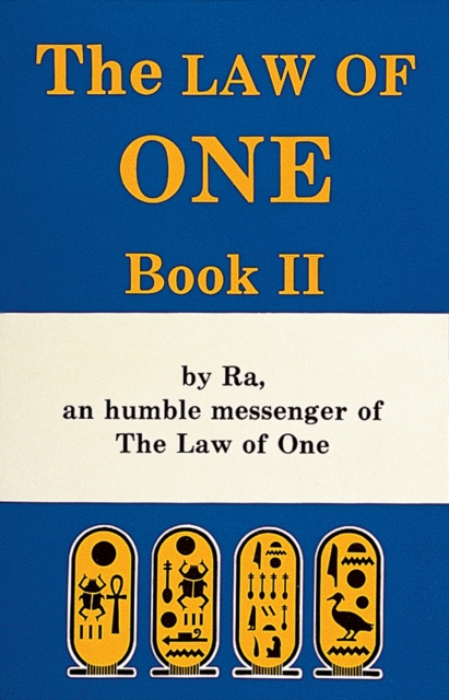 The Law of One: Bk. 2 by Ra, ISBN: 9780924608094