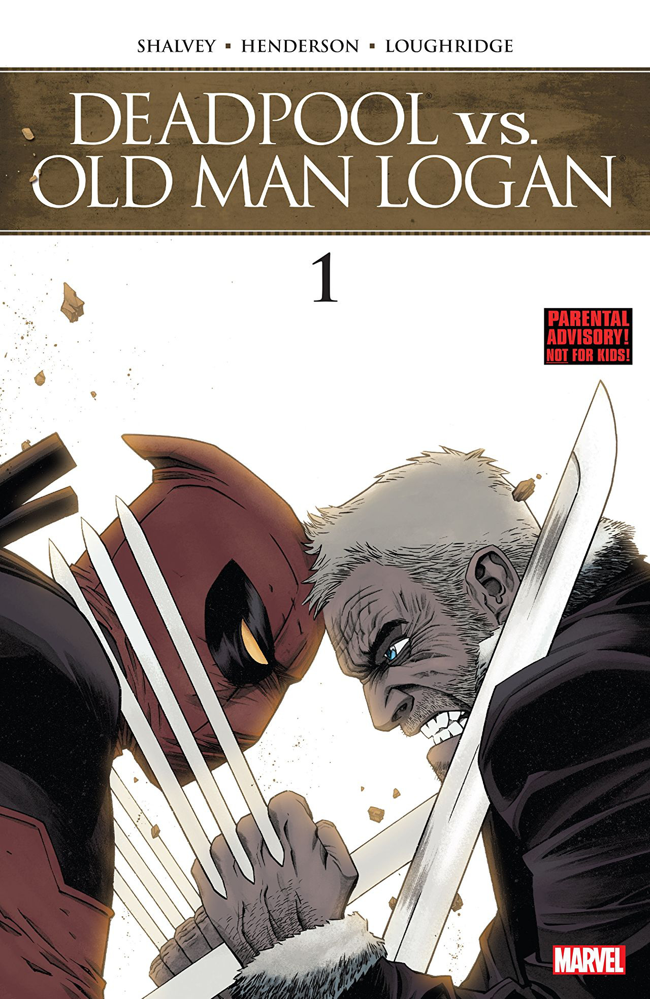 Deadpool Vs. Old Man LoganDeadpool Vs. Old Man Logan