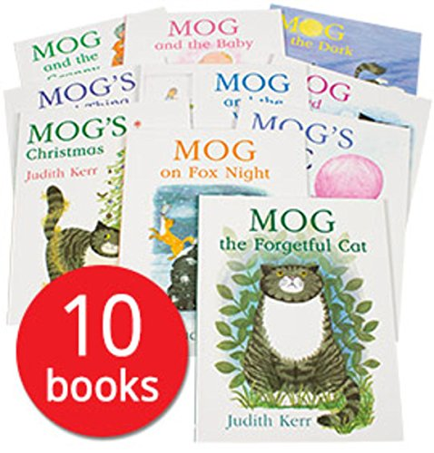 10-Book Mog Zip-Lock Pack