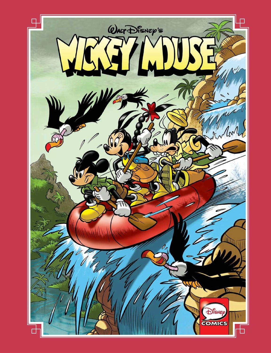 Mickey MouseTimeless Tales Volume 1