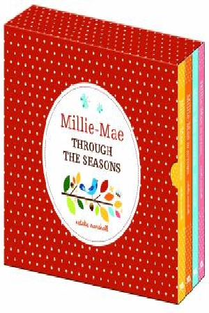 Millie Mae Through the Seasons Slipcase Set by Natalie Marshall, ISBN: 9781760065003