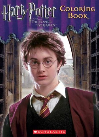 Harry Potter and the Prisoner of Azkaban Coloring Book