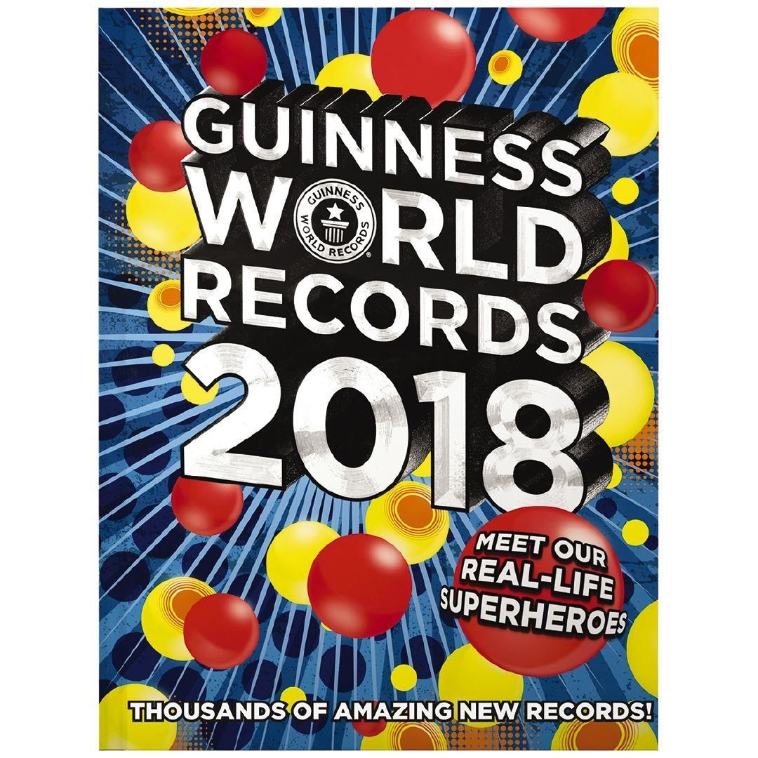 Guinness World Records 2018