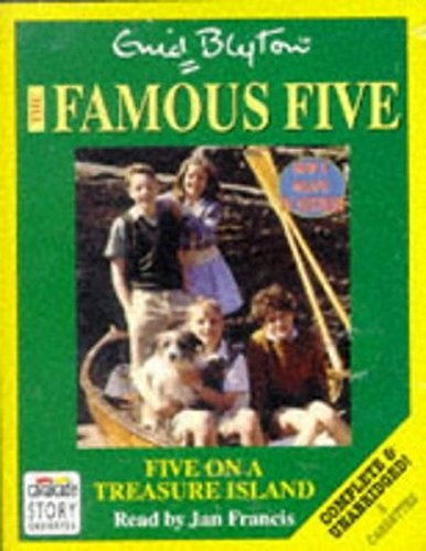 Five on a Treasure Island: Complete & Unabridged