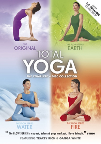 NEW Total Yoga (DVD)
