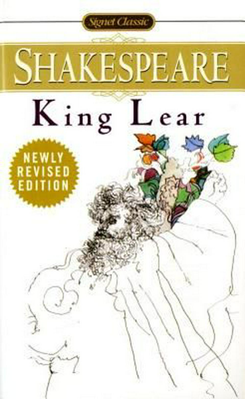 King Lear by William Shakespeare, ISBN: 9780451526939