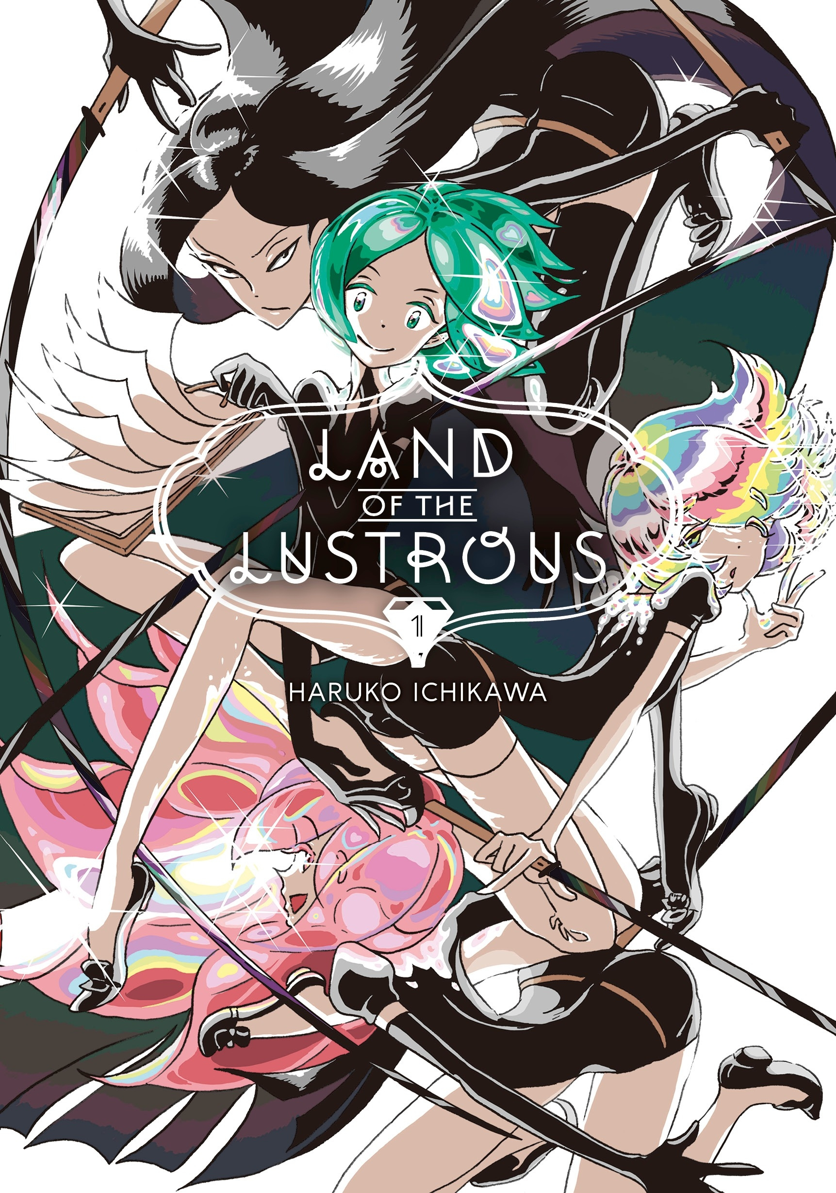 Land of the Lustrous 1