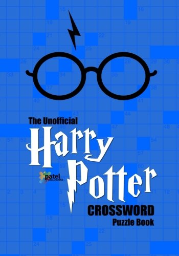 The Unofficial Harry Potter Crossword Book: 30 Crossword Puzzles Based on the Harry Potter Books by J.K. Rowling: Volume 3 (Harry Potter Puzzle Books)