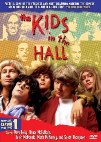 Kids in the Hall by Mark McKinney, ISBN: 9780767061926