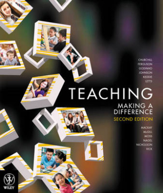 Teaching Making a Difference 2nd Edition + Teaching Making a Difference 2E Istudy Version 3 Card