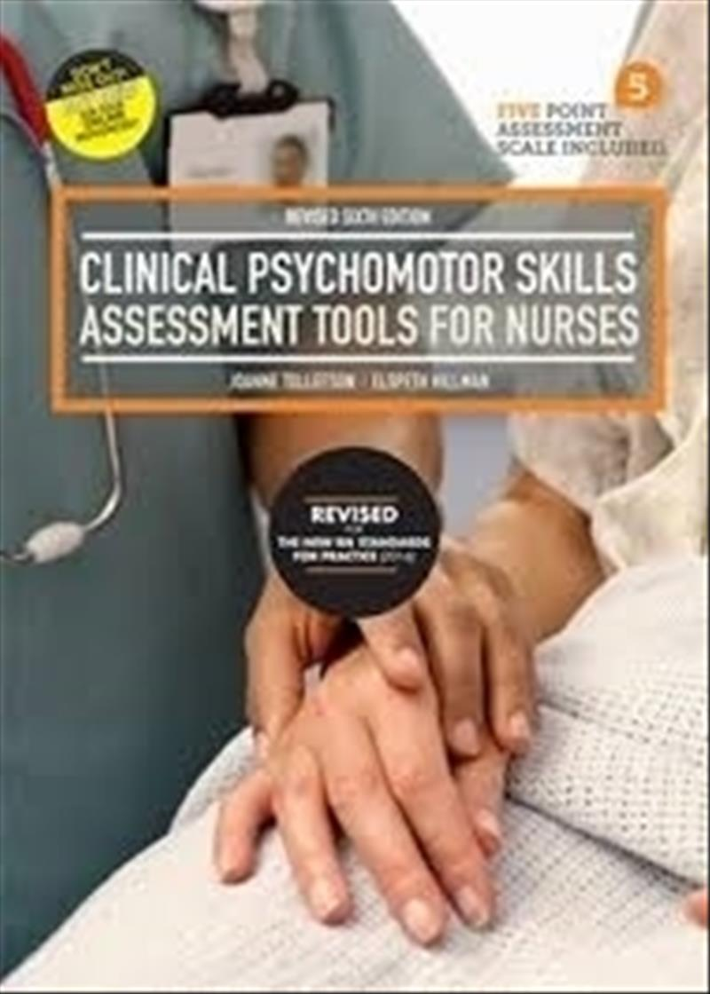 Clinical Psychomotor Skills (5 Point) with Student Resource Access 24 Months - Revised 6