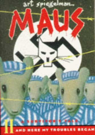 Maus: And Here My Troubles Began Pt. 2