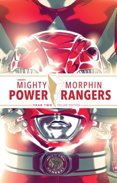 Mighty Morphin Power Rangers Year Two Deluxe Edition by Kyle Higgins, ISBN: 9781684152674