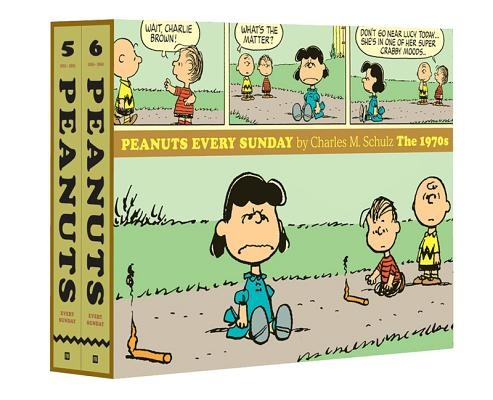 Peanuts Every Sunday: The 1970s Gift Box Set