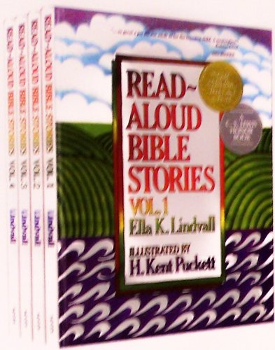READ ALOUD BIBLE STORIES VOL 1-4 SET