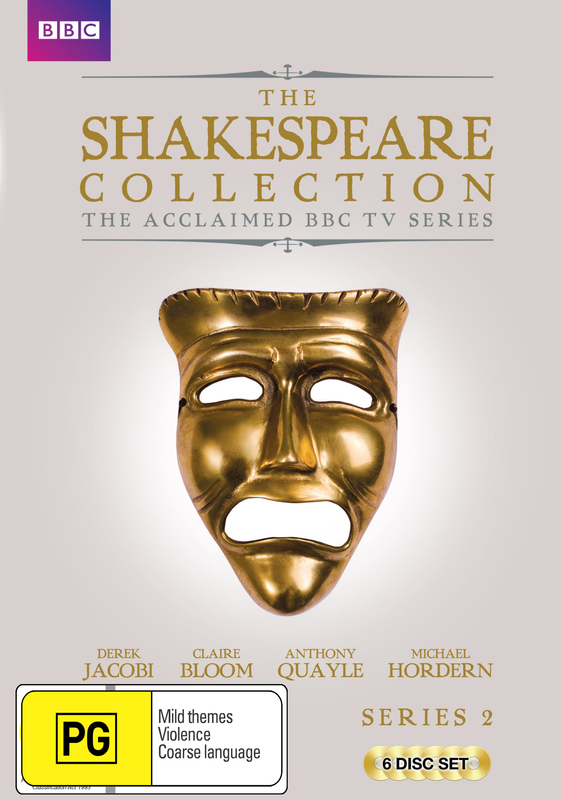BBCThe Shakespeare Collection: Series 2