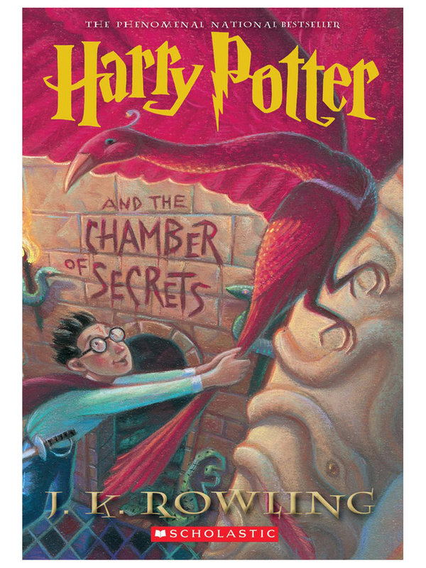 Harry Potter and the Chamber of Secrets by J.K. Rowling, ISBN: 9780756903169