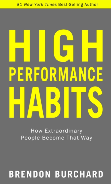 High-Performance Habits