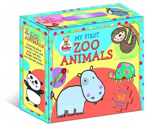 My First Zoo Animals Floor Puzzle