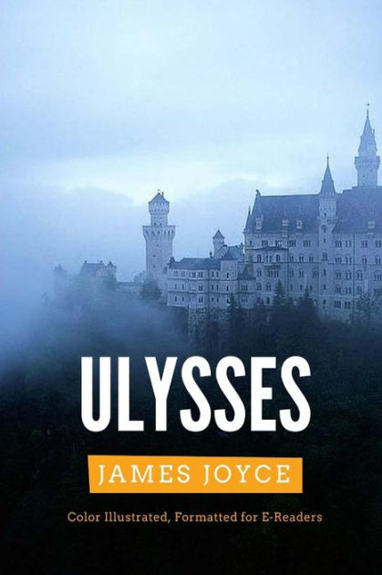 UlyssesColor Illustrated, Formatted for E-Readers