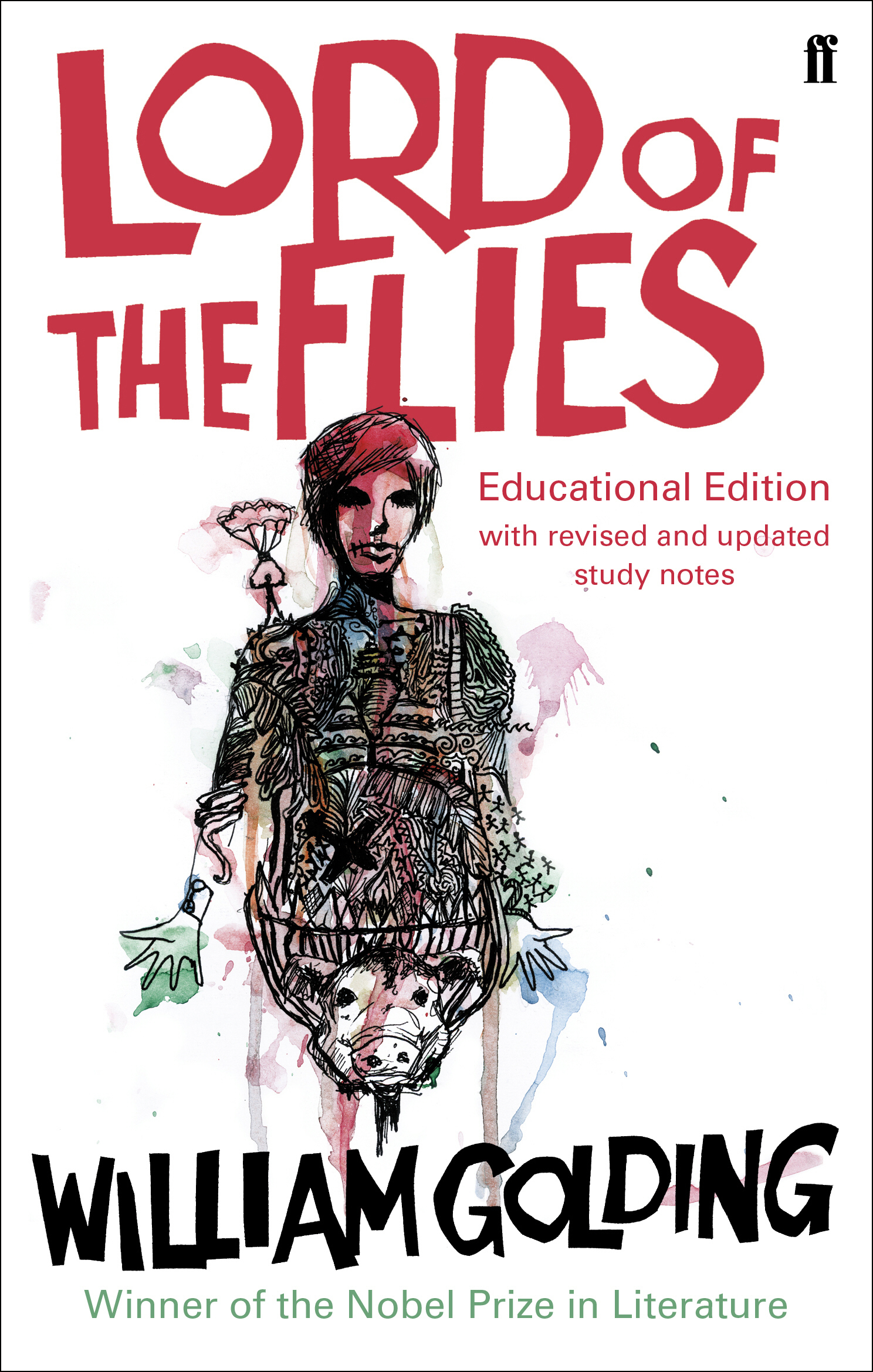 Lord of the Flies by William Golding, ISBN: 9780571295715