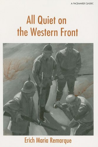 an analysis of problem in language in novel all quiet on the western front by erich maria remarque If you haven't read all quiet on the western front, it certainly should merit your attention like me, if you've read it as a teen, it is worth revisiting as its impact with greater context and a life lived will make you appreciate this novel even more.