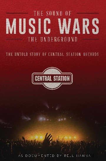 Music Wars - The Sound of the Underground by Rell Hannah, ISBN: 9780987619501