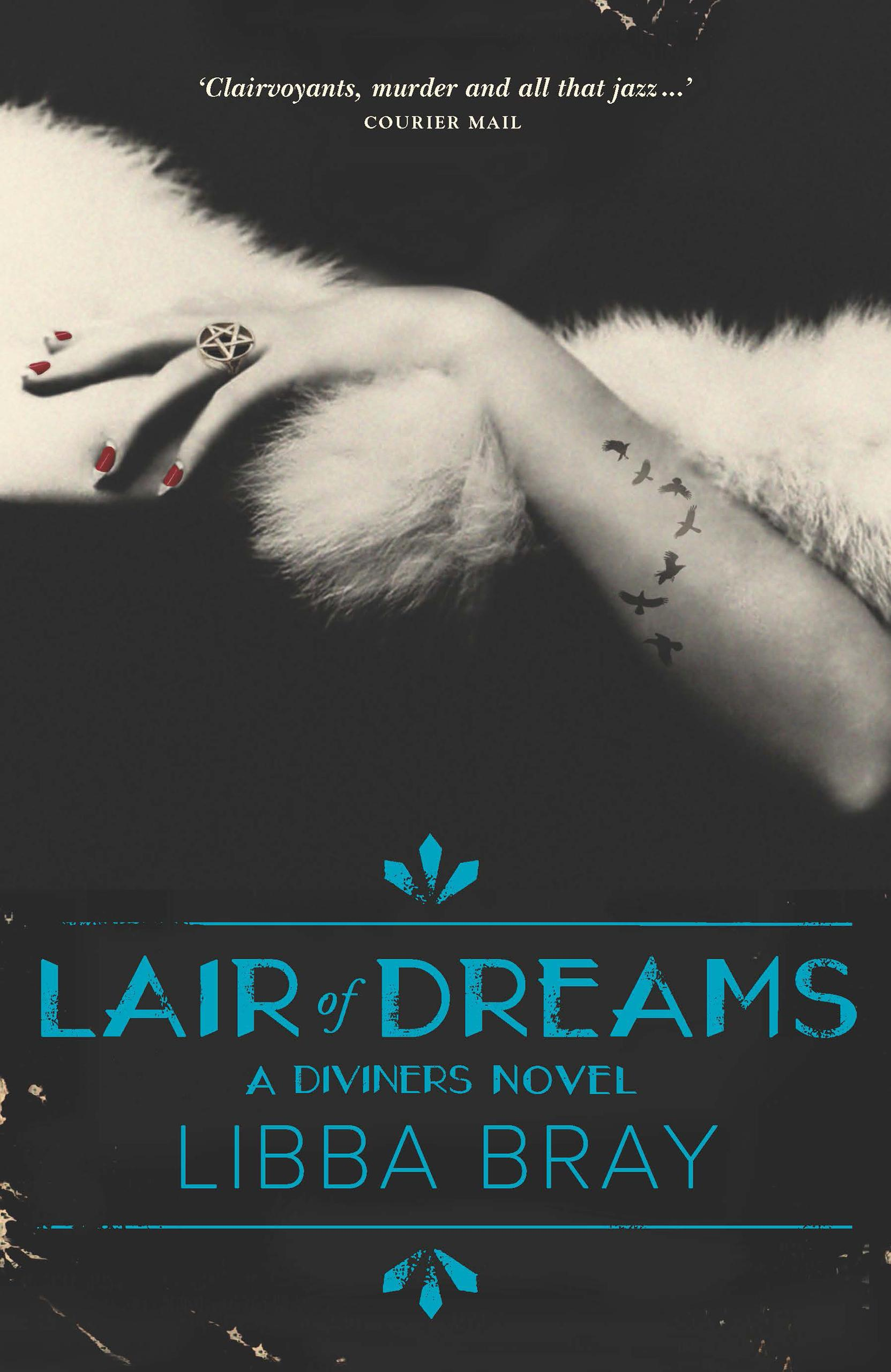 Cover Art for Lair of Dreams: The Diviners Book 2, ISBN: 9781743431689