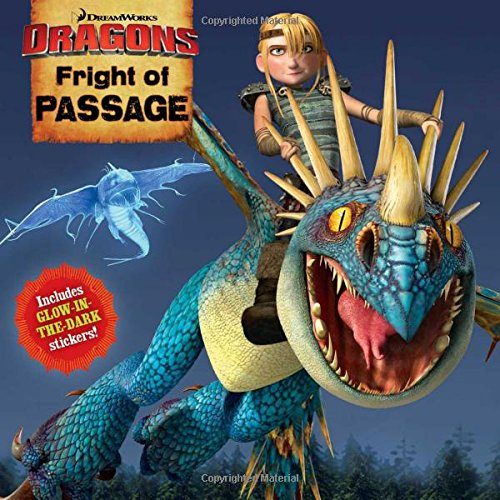 Fright of PassageHow to Train Your Dragon TV by Daphne Pendergrass, ISBN: 9781481435871