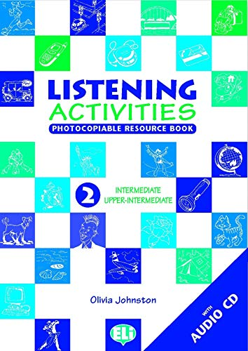 Listening Activities: Listening Activities + CD 2 by Olivia Johnston, ISBN: 9788881487370
