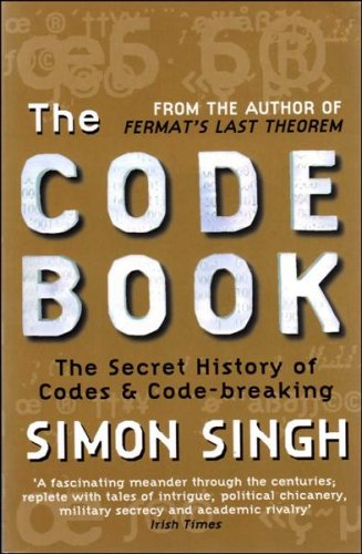 The code book by Simon Singh, ISBN: 9780007635740