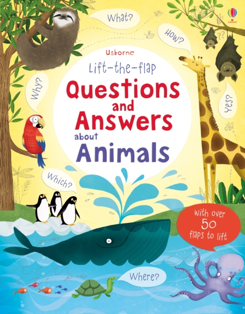 Lift The Flap Q&A About Animals