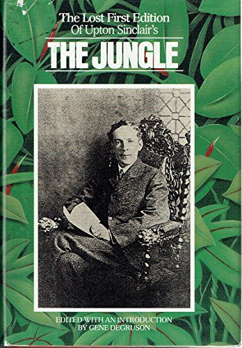 a review of upton sinclairs book the jungle Buy the jungle by upton sinclair (isbn: 9781940849683) from amazon's book store everyday low prices and free delivery on eligible orders.
