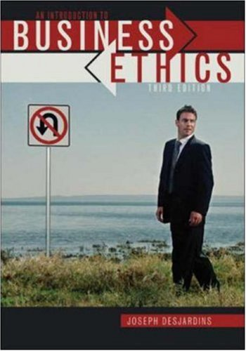 an introduction to the analysis of business ethics Ethics are moral guidelines which govern good behaviour so behaving ethically is doing what is morally right behaving ethically in business is widely regarded as good business practice to provide you with a couple of quotes.