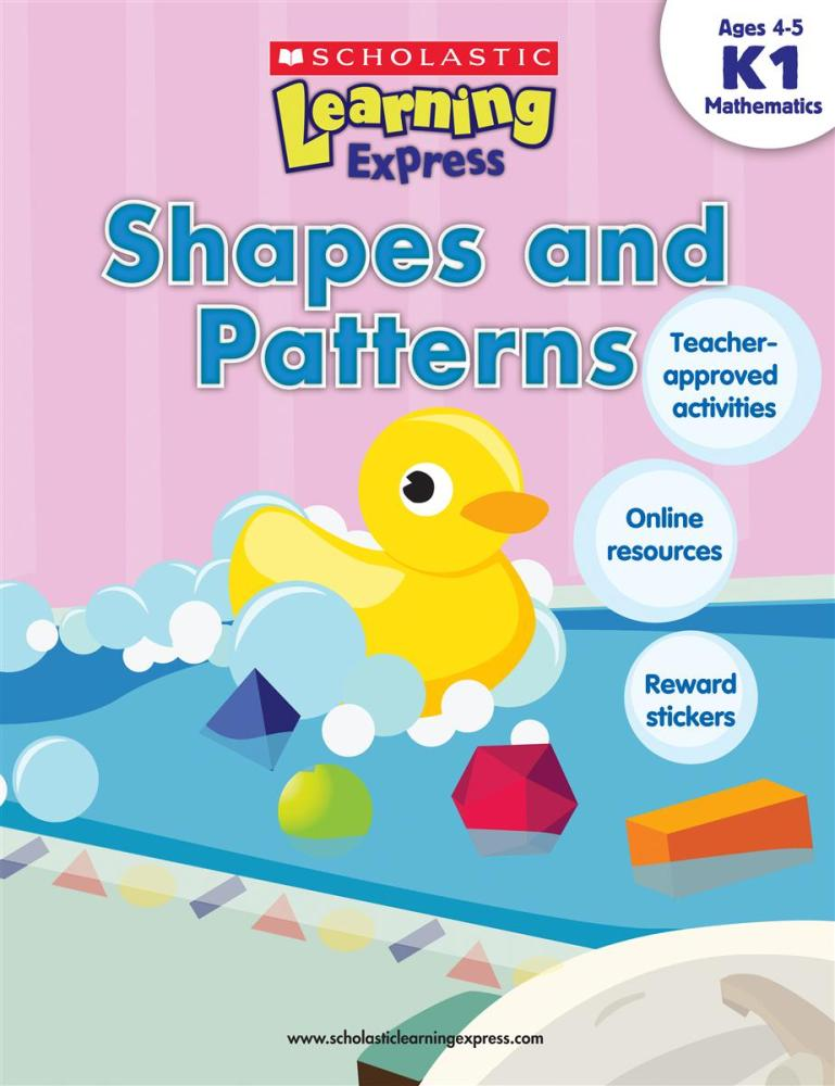 Shapes and Patterns K1