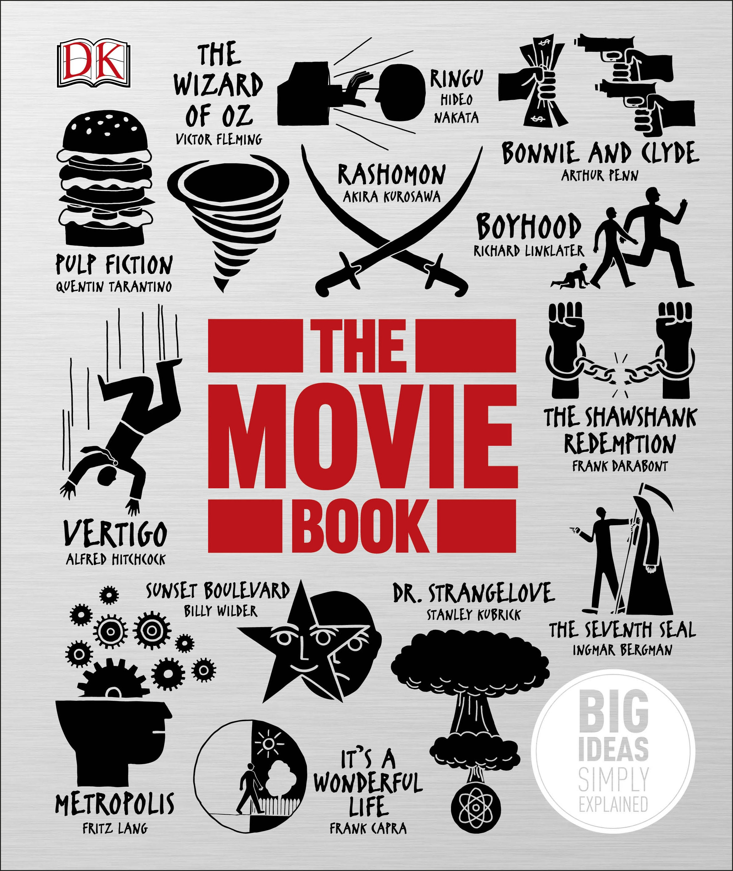 The Movie Book by Dorling Kindersley, ISBN: 9780241188026
