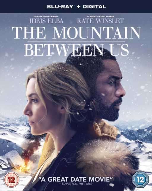 The Mountain Between US [Blu-ray] [2017]