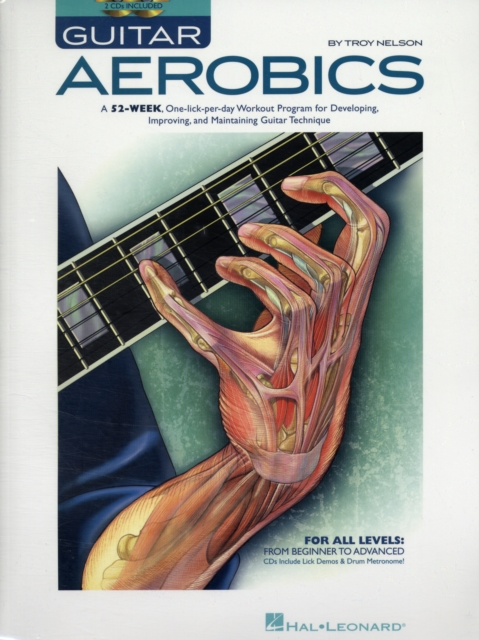Guitar Aerobics: For All Levels: From Beginner to Advanced [With 2 CDs]