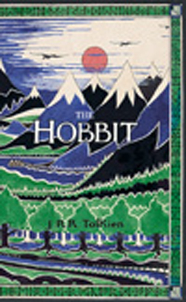 The Hobbit by J. R. R. Tolkien, ISBN: 9780261102217