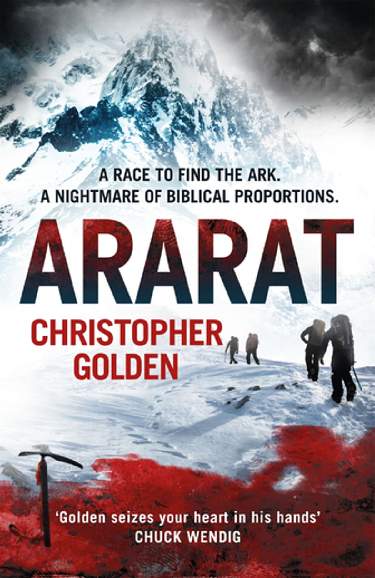 Ararat: a 2017 Bram Stoker Award winner by Christopher Golden, ISBN: 9781472234315