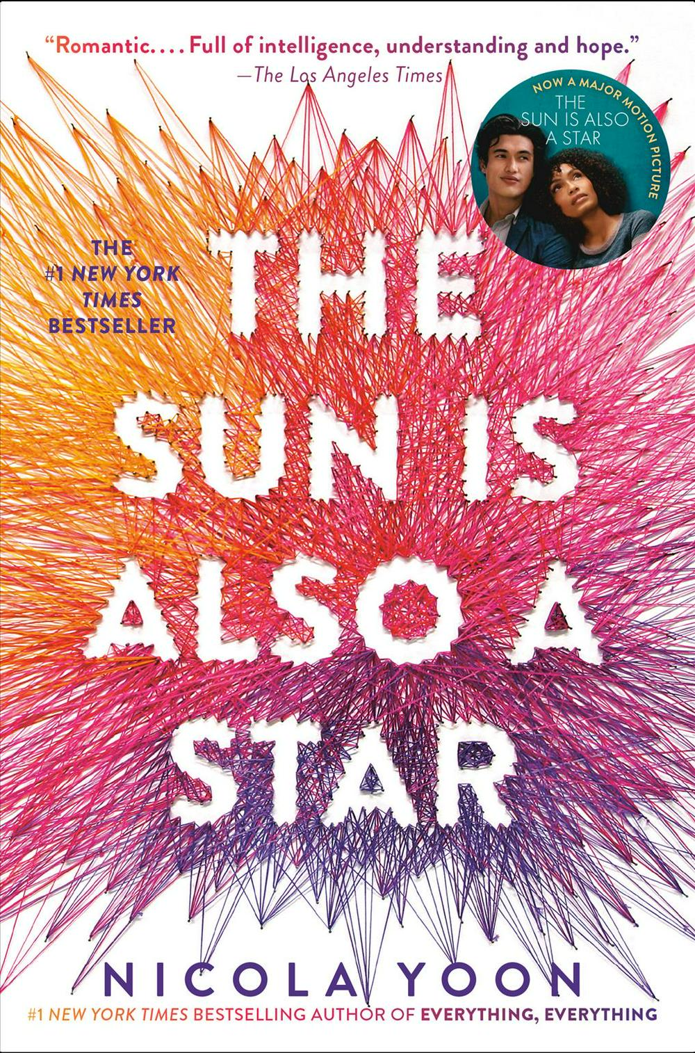 The Sun Is Also a Star by Nicola Yoon, ISBN: 9780553496680
