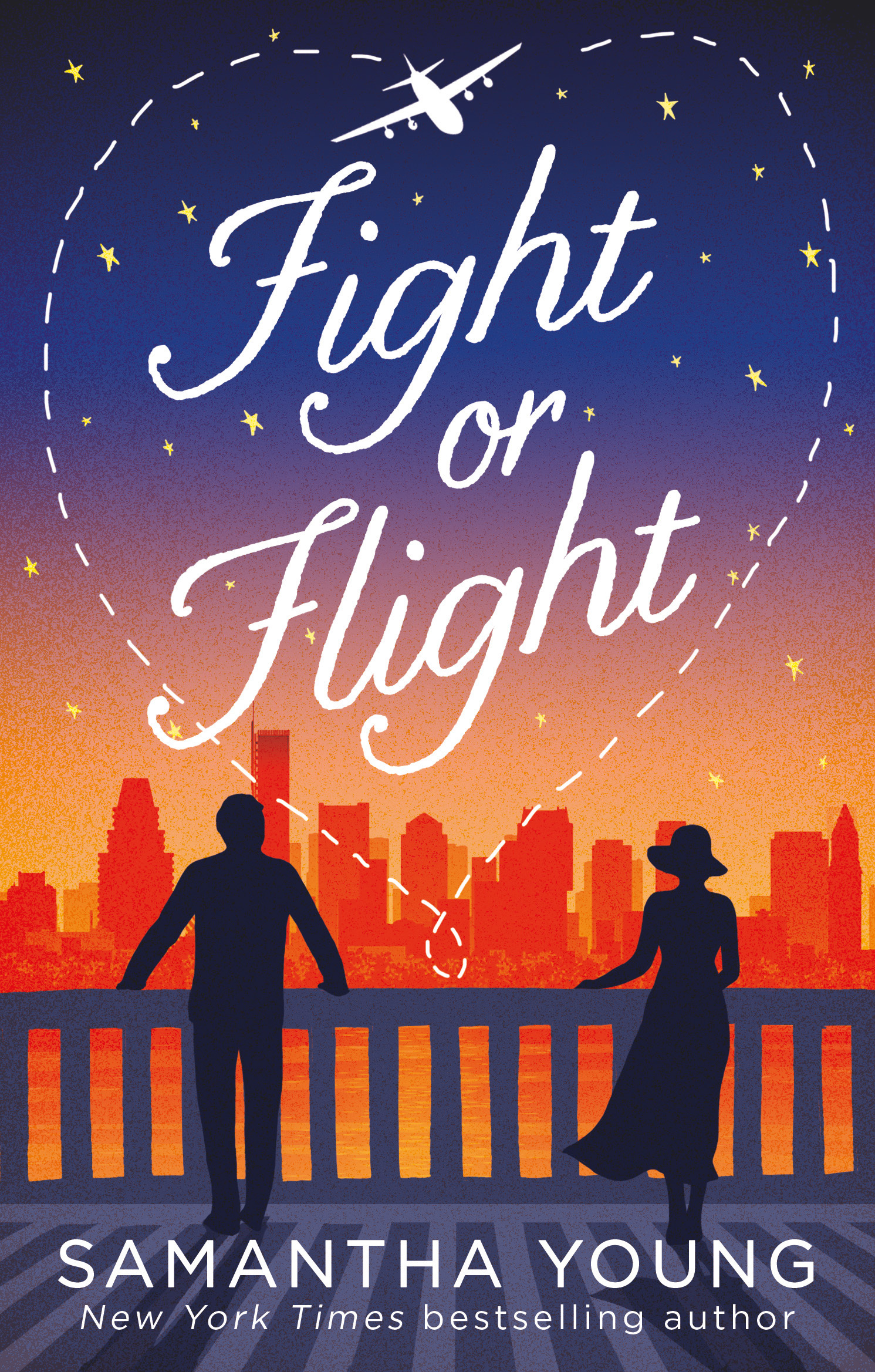 Fight or Flight by Samantha Young, ISBN: 9780349419312