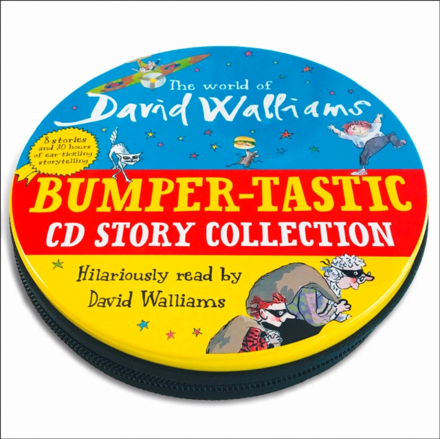 The World of David Walliams: Bumper-tastic CD Story Collection by David Walliams, ISBN: 9780007957927
