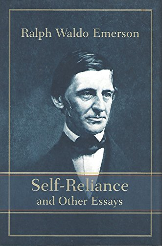 ralph waldo emersons essay Critical essays ralph waldo emerson american literature analysis abounding with short aphorisms, the essay begins with an admonition to believe in the true self, which is considered in essence identical with the universal spirit: trust thyself: every heart vibrates to that iron string.