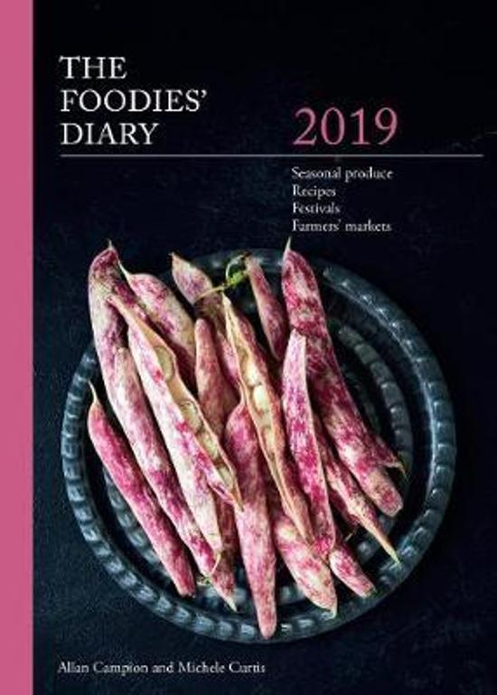 The 2019 Foodies' Diary by Allan Campion, ISBN: 9781743793879