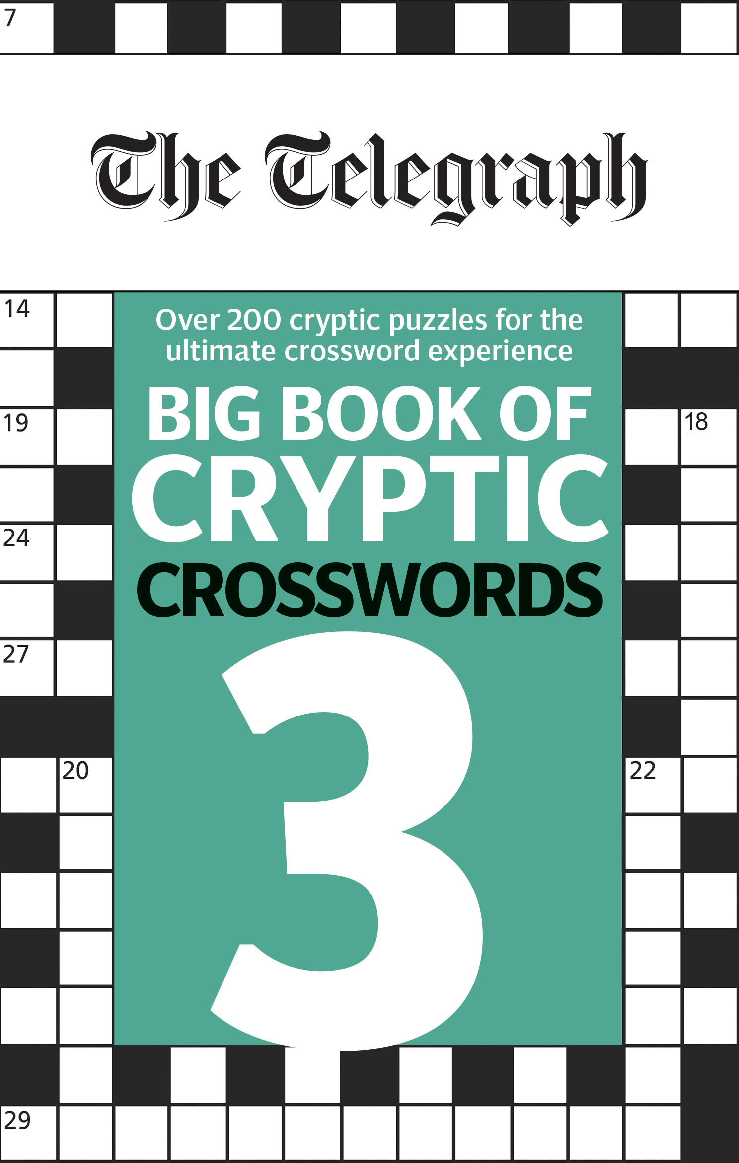 The Telegraph Big Book of Cryptic Crosswords 3The Telegraph Puzzle Boo