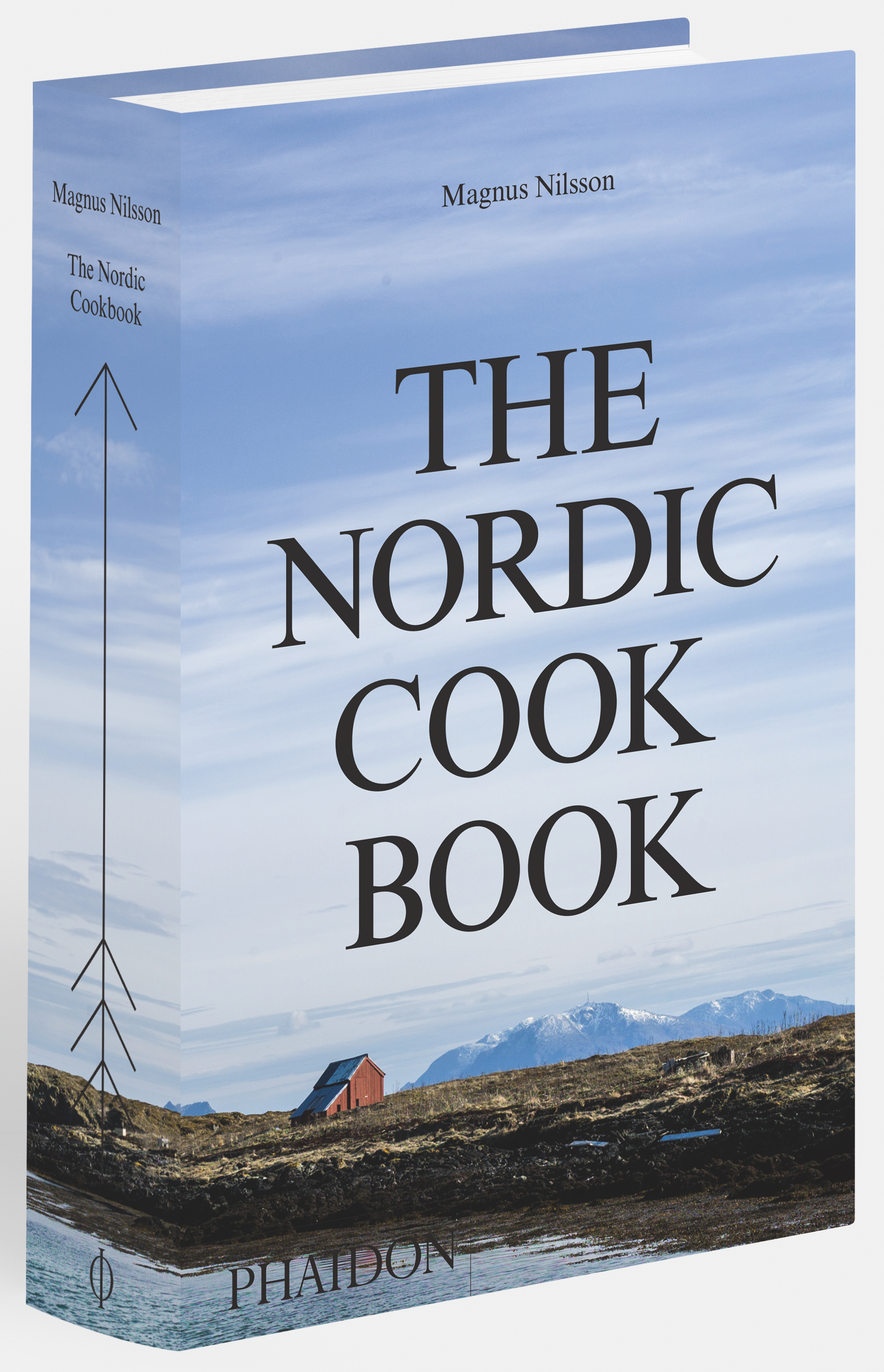 Cover Art for The Nordic Cookbook, ISBN: 9780714868721