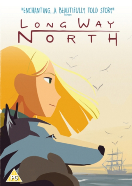 Long Way North [DVD] [2016]